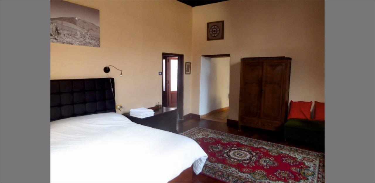 Urlaub auf Teneriffa in einem typisch kanarischen Haus