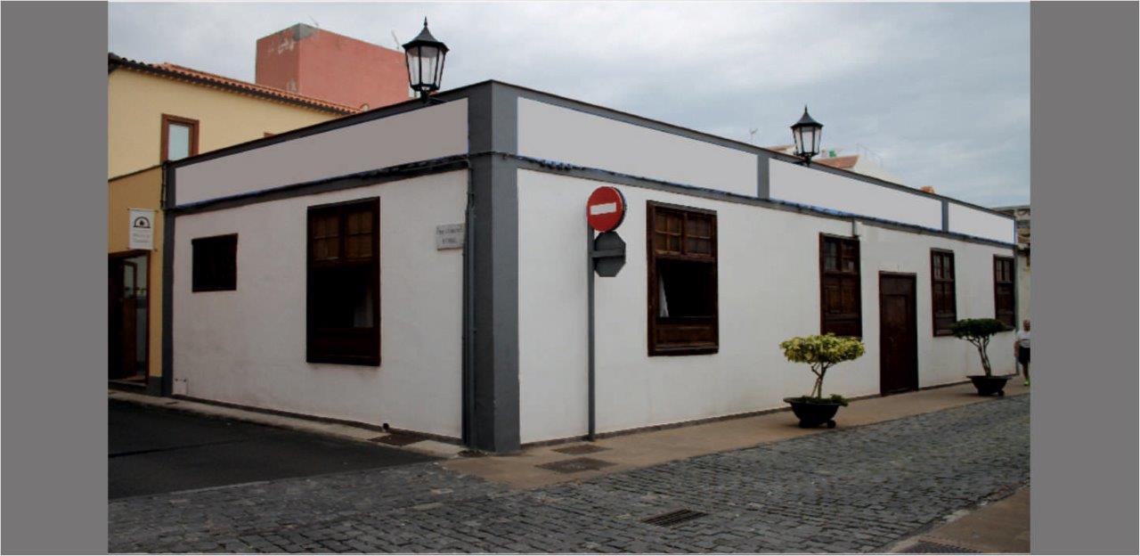 Vacances à Tenerife dans une maison typique des Canaries